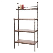 Forest Hill Iron Bakers Rack