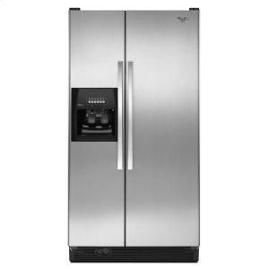 Whirlpool25 cu. ft. Side-by-Side Refrigerator with In-Door-Ice(R) System