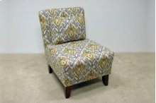Tight Back Chair with Bolster