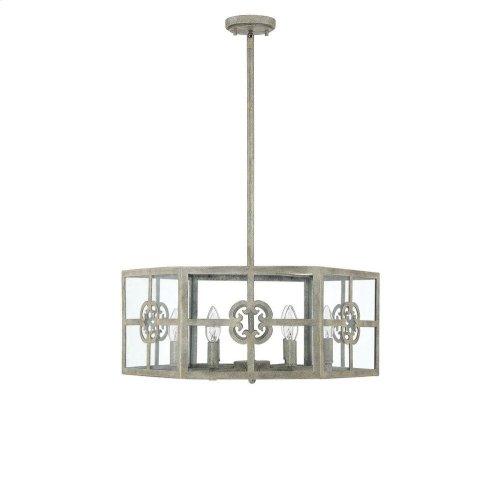 Dalton 6 Light Pendant