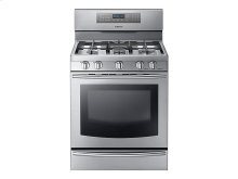 5.8 cu. ft. Gas Range with True Convection