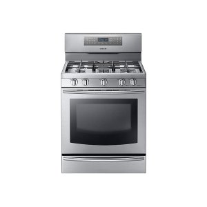 Samsung Appliances5.8 cu. ft. Gas Range with True Convection