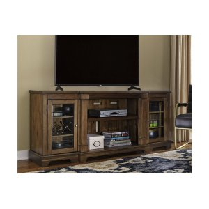 Ashley FurnitureSIGNATURE DESIGN BY ASHLEXL TV Stand w/Fireplace Option