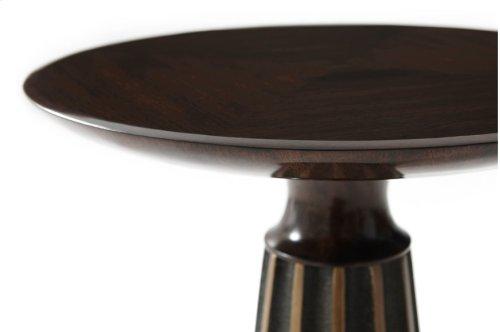 Walnut Hendrix Drinks Table II - Polished Walnut