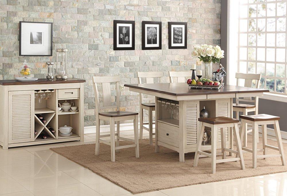 D130926new Classic Furniture Heather Counter Stool Eklund S