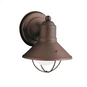 Seaside Collection 1 Light Seaside Outdoor Wall Light OZ