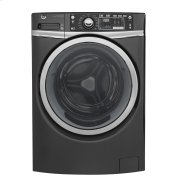 GE® 4.9 DOE cu. ft. Capacity Front Load ENERGY STAR® Washer with Steam Product Image