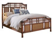 Palm Island Complete King Bed Product Image