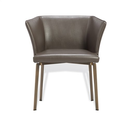 Vivianna Dining Chair - Grey