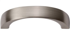 Tableau Curved Handle 1 13/16 Inch - Brushed Nickel Product Image