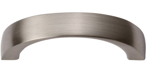 Tableau Curved Handle 1 13/16 Inch - Brushed Nickel