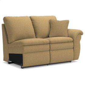 Devon La-Z-Time® Left-Arm Sitting Reclining Loveseat