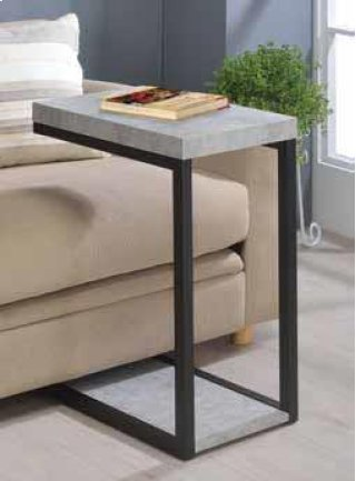 Cement Snack Table