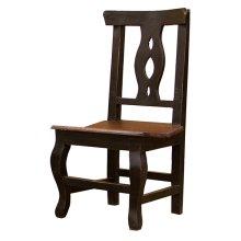 Black/Walnut Alis Chair