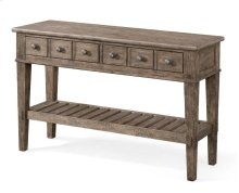 451-825 STBL Riverbank Sofa Table