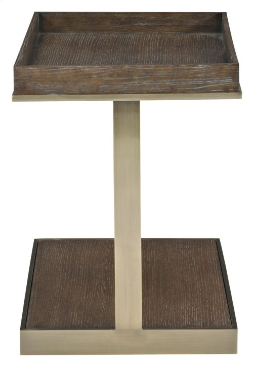 Clarendon End Table in Clarendon Arabica (377)