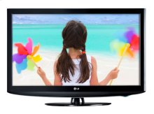 """26"""" class (26.0"""" measured diagonally) LCD Commercial Widescreen Integrated HDTV with HD-PPV Capability"""