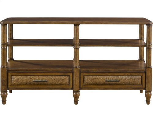 Amalie Bay Sofa/Console Table