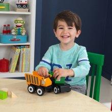 Vehicle Play Set - Construction