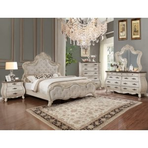 Crown Mark B1000 Ashford Queen Bedroom