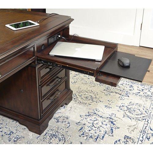"""75"""" Exec Desk Top"""