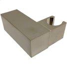 SQU Shower Outlet Adjustable Hand Shower Holder - Brushed Nickel Product Image