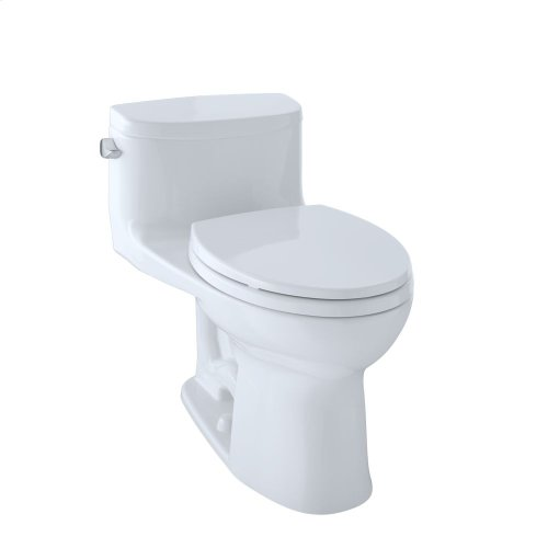 Supreme® II One-Piece Toilet, Elongated Bowl - 1.28 GPF - Cotton