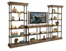 SONOMA ENTERTAINMENT DISPLAY 16753 DISPLAY PIER WOOD, 16853 DISPLAY PIER IRON, 17053 TV CONSOLE WOOD, 17153 TV CONSOLE IRON Product Image