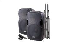 Dual Speaker PA Package