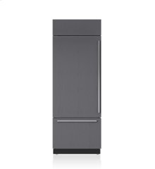 """30"""" Classic Over-and-Under Refrigerator/Freezer - Panel Ready"""