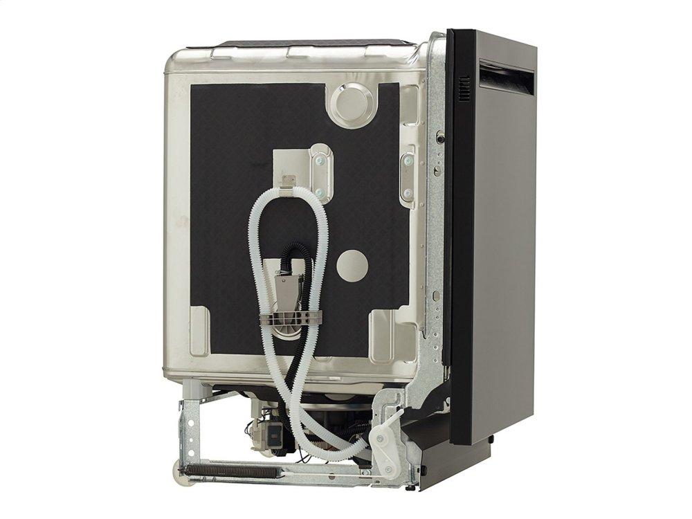 Kdfe104hbl Kitchenaid 46 Dba Dishwasher With Prowash