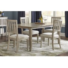 Ocala 5pc Rectangle Dining Set