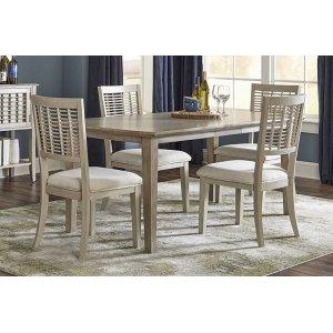 Hillsdale FurnitureOcala 5pc Rectangle Dining Set