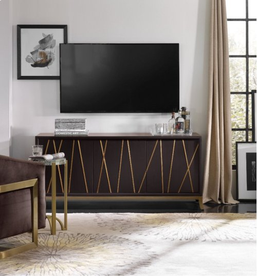 Entertainment Console 64in