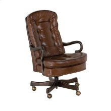 GOOSE-NECK SWIVEL-TILT CHAIR