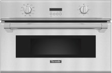 """SAVE BIG - SHOWROOM DEMO MODEL THERMADOR 30"""" STEAM OVEN /Professional Series Steam and Convection Oven PSO301M/ FULL WARRANTY - USED ONLY FOR MONTHLY THERMADOR COOKING CLASSES. GREAT OPPORTUNITY...MAKING ROOM FOR NEW MODELS"""