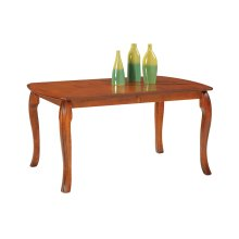 Solid Top Leg Table