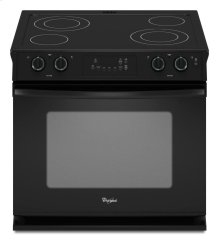 30-inch Self-Cleaning Drop-In Electric Range
