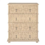 Morocco Storage High Chest Product Image