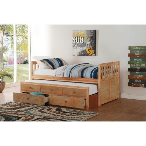B2043pr1 In By Homelegance In Monroe Wa Twintwin Trundle Bed