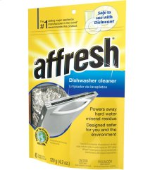 Affresh Dishwasher and Disposal Cleaner 6 Tablets - Other