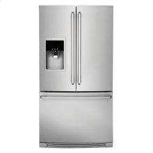 OPEN BOX Standard-Depth French Door Refrigerator with Wave-Touch® Controls