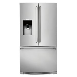 ELECTROLUXStandard-Depth French Door Refrigerator with Wave-Touch(R) Controls