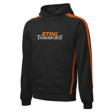 Take the competition outdoors with this STIHL TIMBERSPORTS® sweatshirt!
