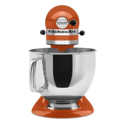 Artisan® Series 5 Quart Tilt-Head Stand Mixer - Persimmon