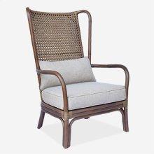 Sven Woven High Back Chair