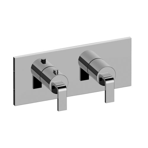 Immersion M-Series Valve Horizontal Trim with Two Handles