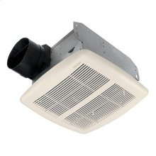 50 CFM, 1.5 Sones. ENERGY STAR® Qualified