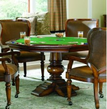 Waverly Place Reversible Top Poker Table
