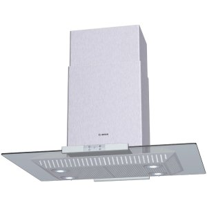 "Bosch40"" Island Chimney Hood Island - Glass Canopy"